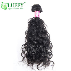 8A Brazilian Virgin Human Hair Curly Hair Bundles - HW007
