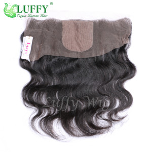 9A Brazilian Virgin Human Hair 13x4 Body Wave Lace Frontal - LC001