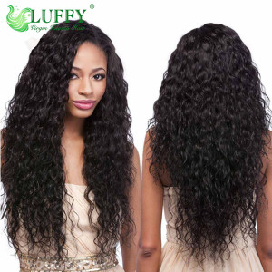 8A Brazilian Virgin Human Hair Curly Wig - LW009