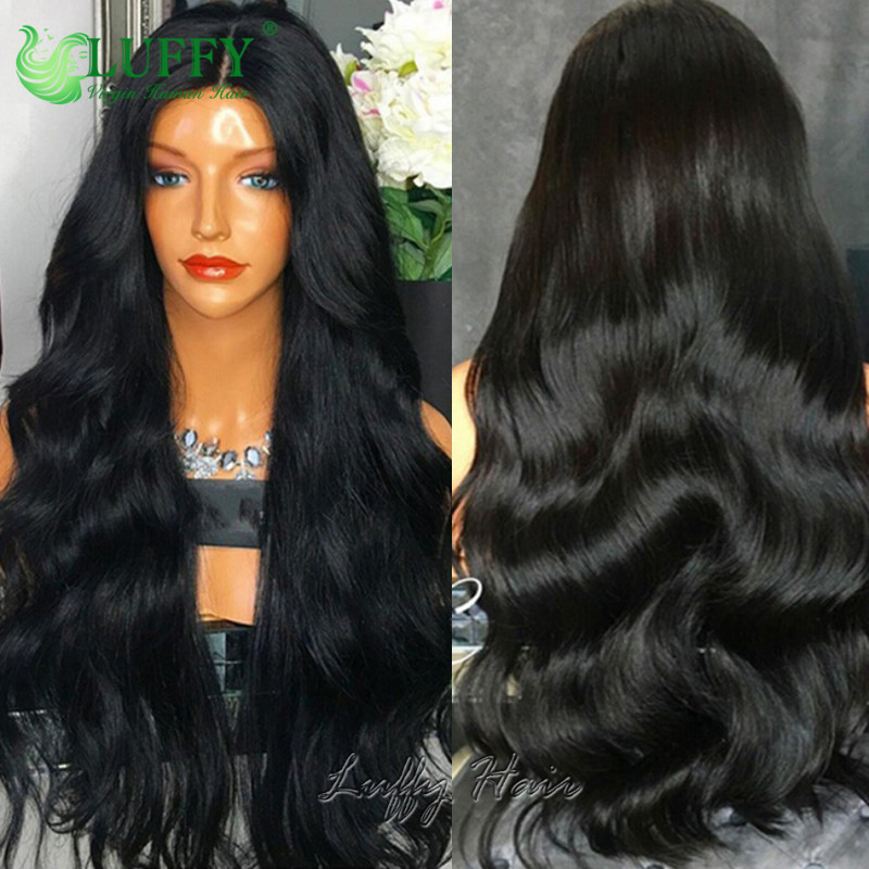 8a Best Brazilian Full Lace Wig Human Hair Deep Body Wave Full Lace
